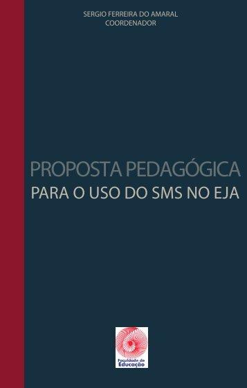 proposta pedagógica para o uso do sms no eja - Lantec - Unicamp
