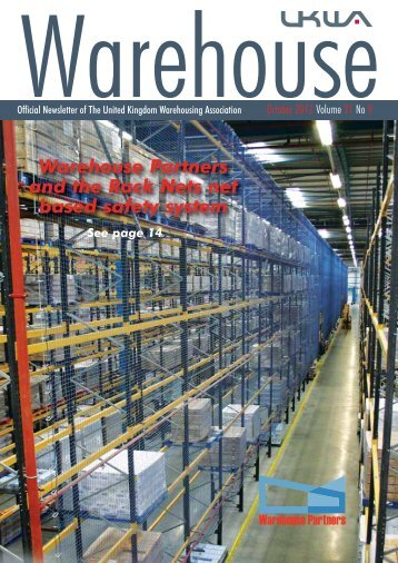 Warehouse Partners And The Rack Nets Net Based Safety System