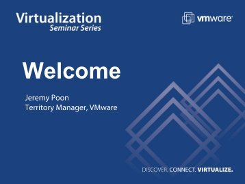 VMware Virtual Infrastructure— The New Computing Platform