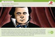 Bernardino Rivadavia - Manosanta