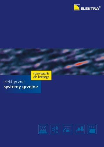 Katalog Produktów Elektra - SystemyGrzejne.pl