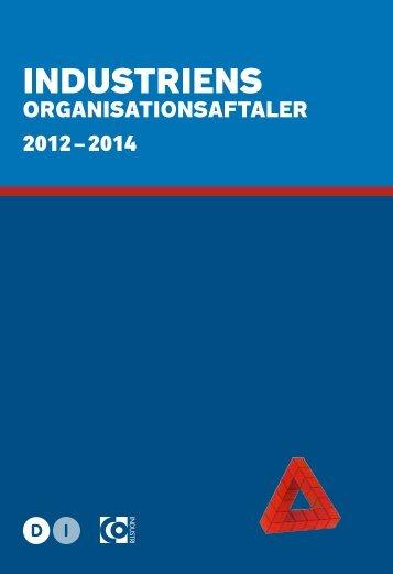 Industriens organisationsaftaler 2012-2014 - 3F