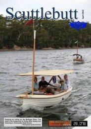 April 2013 - Wooden Boat Association NSW