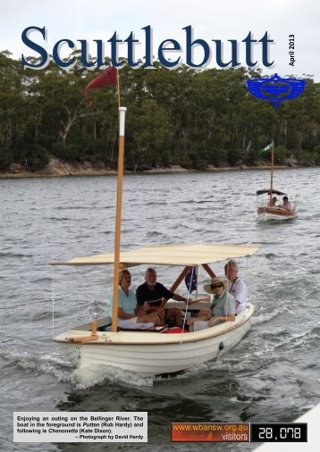 April 2013 - Wooden Boat Association NSW