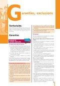 consulter les conditions générales de la garantie locative - Page 5