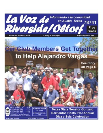 La Voz de Riverside AugSept 2006 internet.pmd - La Voz Newspapers