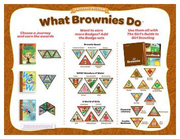 girl scout brownie quest session 1 discovering you