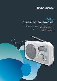 FM RDS / AM / PO / GO RADiO