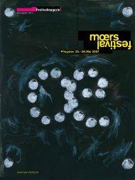 Festivalmagazin - Moers Festival