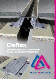 Deflex (pdf - 20 MB) language - Bau-Haus Kft.