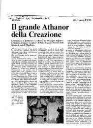 Il grande Athanor - Ignacio Darnaude