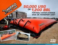 Hippo Frac Tank Flyer - SEI Industries Ltd.