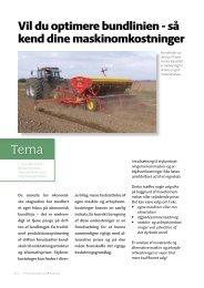 Produktionsøkonomi - Kvæg 2008 - LandbrugsInfo