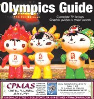 Olympics Guide - The Express