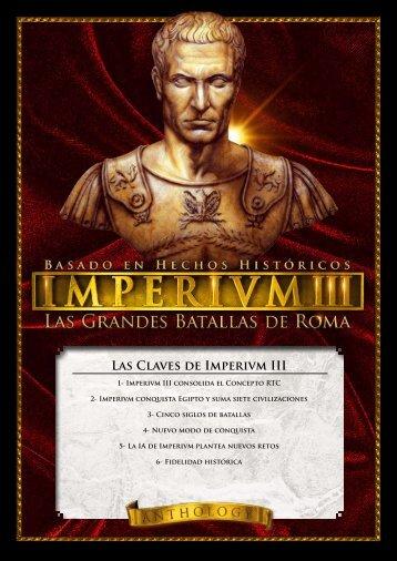 Las claves de Imperivm III. (2.95Mb) - FX Interactive