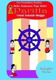 Paritta untuk Sekolah Minggu (3.7 MB) - DhammaCitta