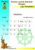 Paritta untuk Sekolah Minggu (3.7 MB) - DhammaCitta - Page 2