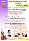 Paritta untuk Sekolah Minggu (3.7 MB) - DhammaCitta - Page 3