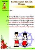 Paritta untuk Sekolah Minggu (3.7 MB) - DhammaCitta - Page 6