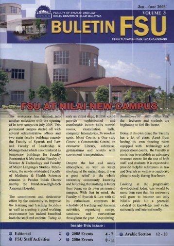 Vol. 3, Jan - June 2006.pdf - USIM