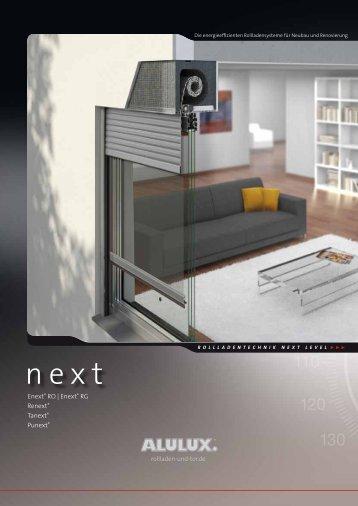 next von ALULUX - BBE-Fenstertechnik GmbH