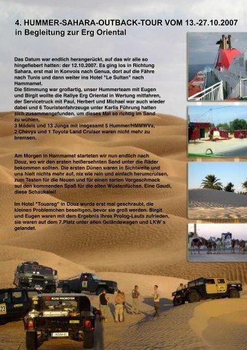 Bericht (PDF) - Road Promoter
