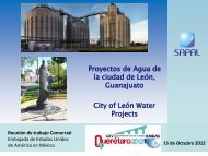 City of Leon Water Projects
