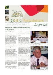 (Volume 1) GGLC Express Issue - Global Gateway Logistics City