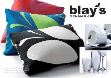 Blays brochure A5-12p.indd - Rove.design GmbH