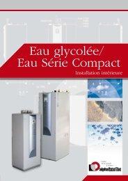 Eau glycolée/ Eau Série Compact - Dalcalor.ch