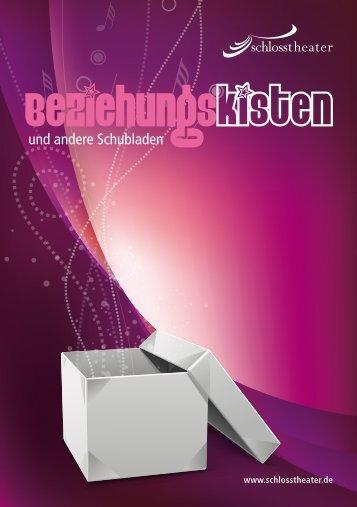 Download (10,3 MB) - Schlosstheater GmbH - Fürstenberg