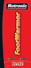 Brochure - Hotronic
