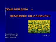 Slide Team Building pdf - Collegio Ipasvi di Ravenna