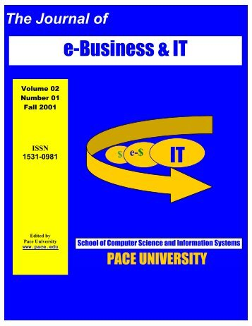 e-Business & IT - Seidenberg School of Computer Science and ...