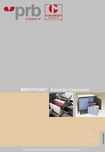 BESTPOCKET - Marchesini Group