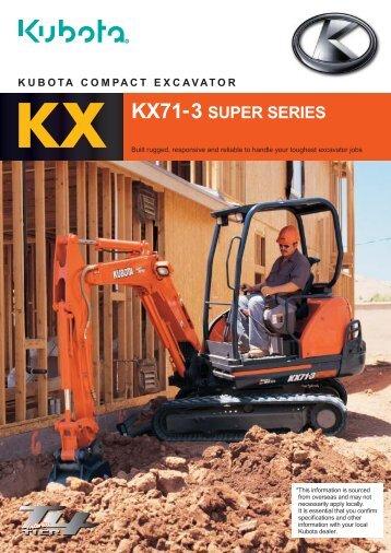 KX KX71-3 SUPER SERIES - LiveUpdater