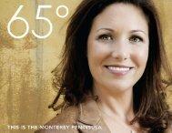 Monterey Peninsula - 65° Magazine
