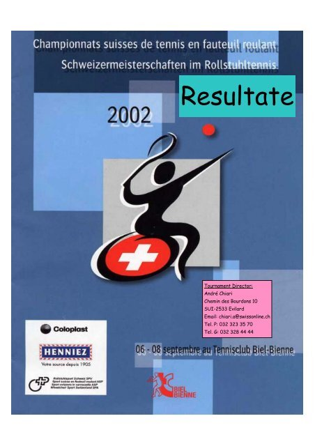 Resultate - RTCA