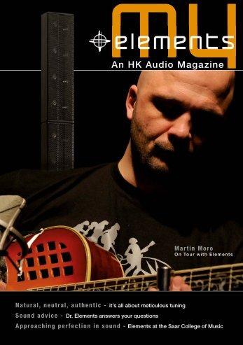 An HK Audio Magazine