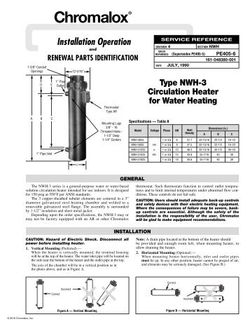 nwh 3 installation manual chromalox precision heat and control?quality=85 horizontal unit heater chromalox precision heat and control chromalox luh wiring diagram at gsmportal.co