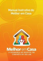 Manual Instrutivo do Melhor em Casa