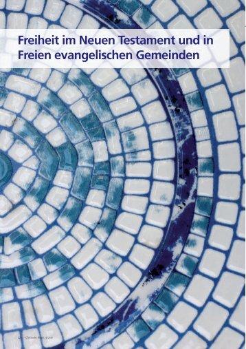 Freiheit im Neuen Testament und in Freien ... - Jesus.de