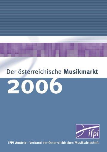 so genannte Master Ringtones - IFPI Austria