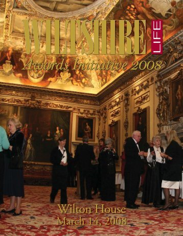 Awards Initiative 2008 - Wiltshire Life