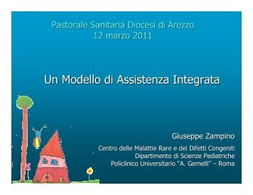 Un Modello di Assistenza Integrata - ArezzoGiovani.it