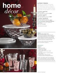 Ice Prisms™ Collection Decorate your favorite home spaces with ...