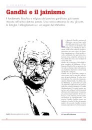 Gandhi e il jainismo - Loescher Editore
