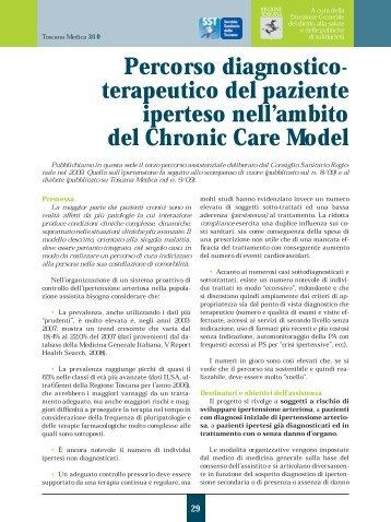 Percorso diagnostico- terapeutico del paziente ... - Fimmgfirenze.org