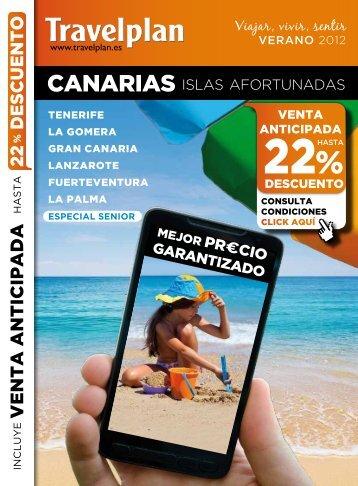 Canarias - Travelplan - Mayorista de viajes
