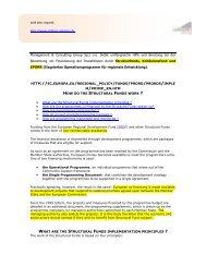 Terms of Reference - Uhlberg Advisory GmbH